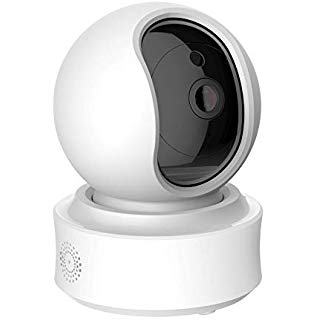Smart Home Camera With 1- Year Warranty