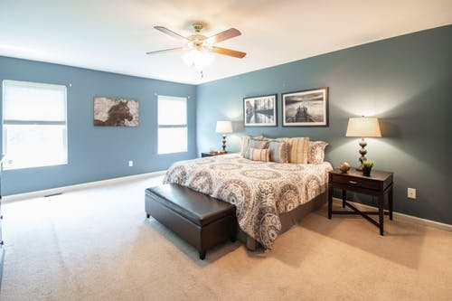 Smart Home Ceiling Fan - Know The Common And Cool Features